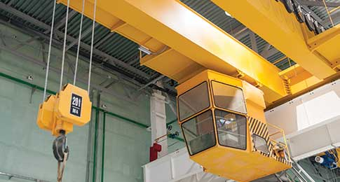 Overheah Crane Training